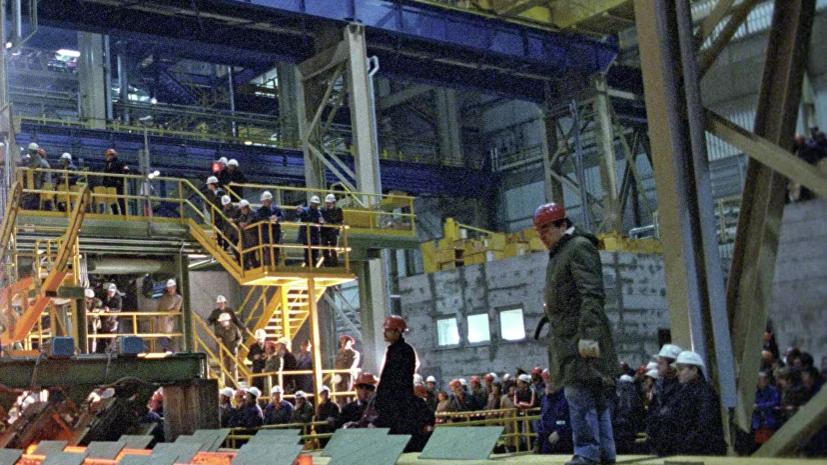 На Белорусском металлургическом заводе опровергли приостановку работы