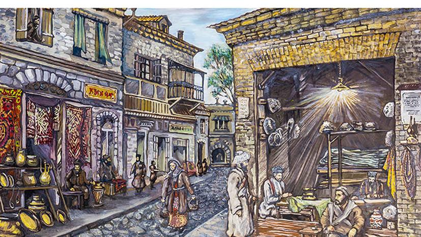 Выставка Рами Меира откроется в Музее Востока 12 августа