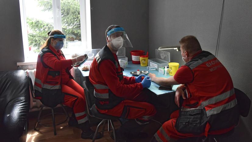 В Черновицкой области Украины ожидают скорую вторую волну коронавируса