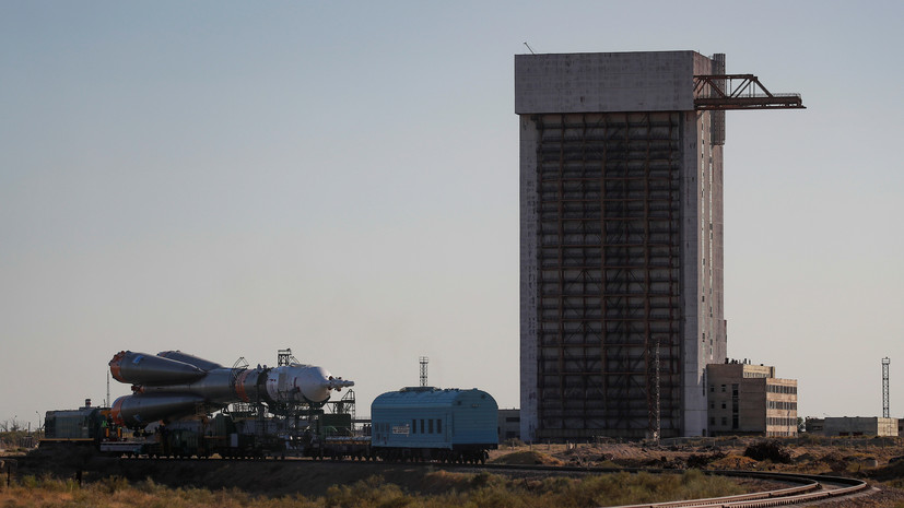 Российский модуль «Наука» отправили на космодром Байконур