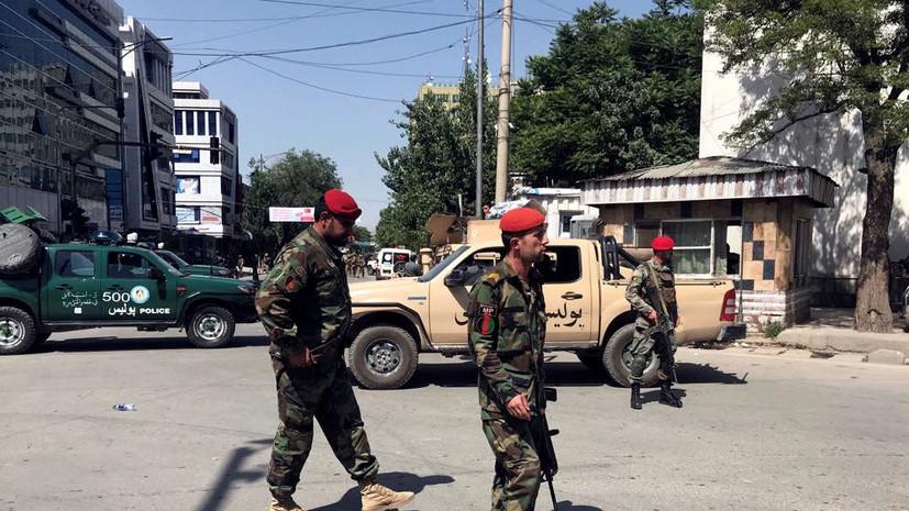 Один человек погиб при взрыве в Кабуле