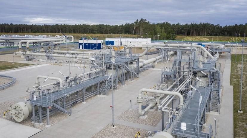 Партнёр «Северного потока — 2» оценил риск незавершения проекта