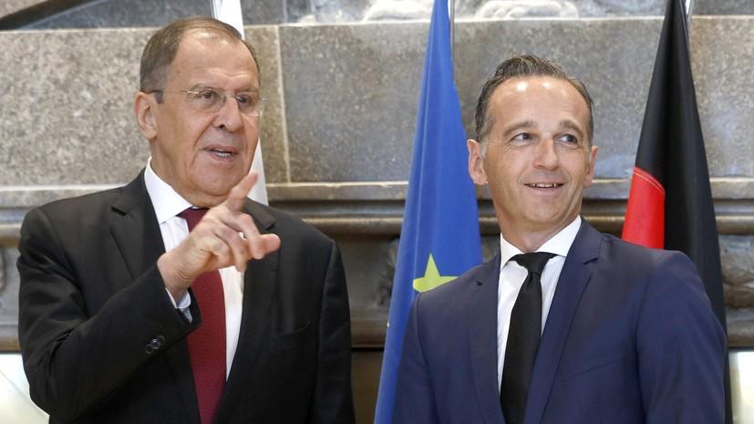 «Проверка на доверие»: почему в Германии заявили о необходимости «открытого» диалога с Россией