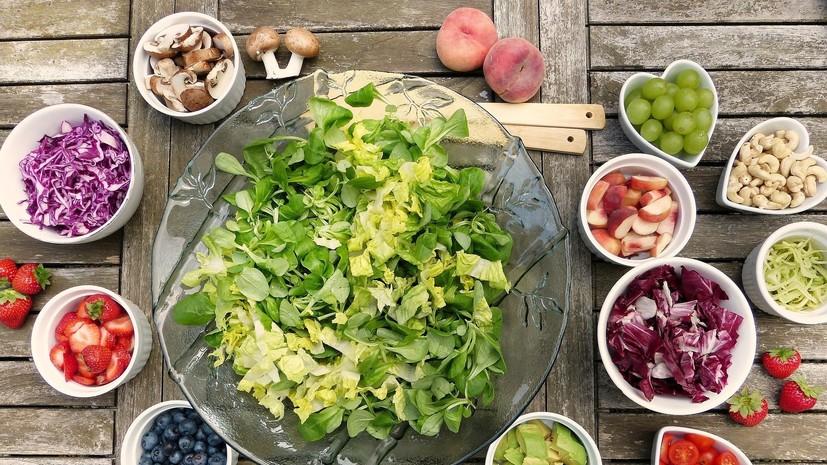 Диетолог дала рекомендации по здоровому питанию