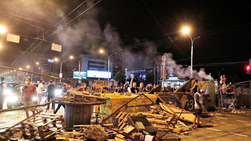 В ООН прокомментировали ситуацию с протестами в Белоруссии