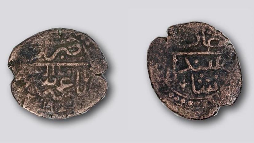 В Краснодарском крае археологи обнаружили старинную монету