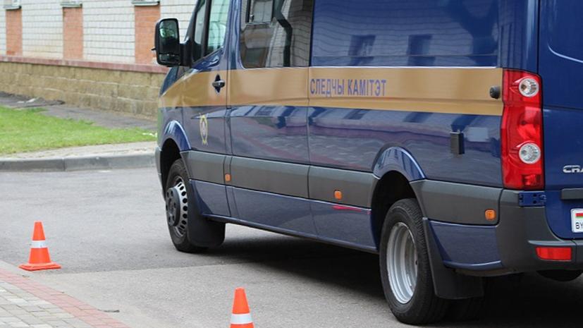 СК Белоруссии возбудил делоиз-за блокирования транспорта в Минске