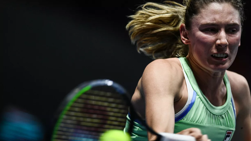 Александрова проиграла Цуренко на старте турнира WTA в Праге