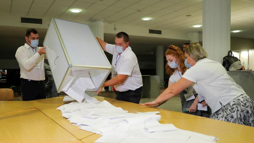 Минск отреагировал на заявления других стран о выборах в Белоруссии