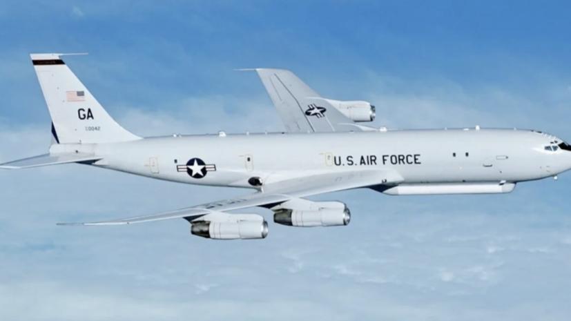 СМИ: Самолёты-разведчики США создают риски для авиации у побережья КНР