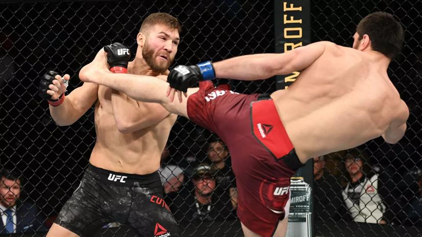 Куцелаба заразился коронавирусом и не подерётся с Анкалаевым на UFC 252