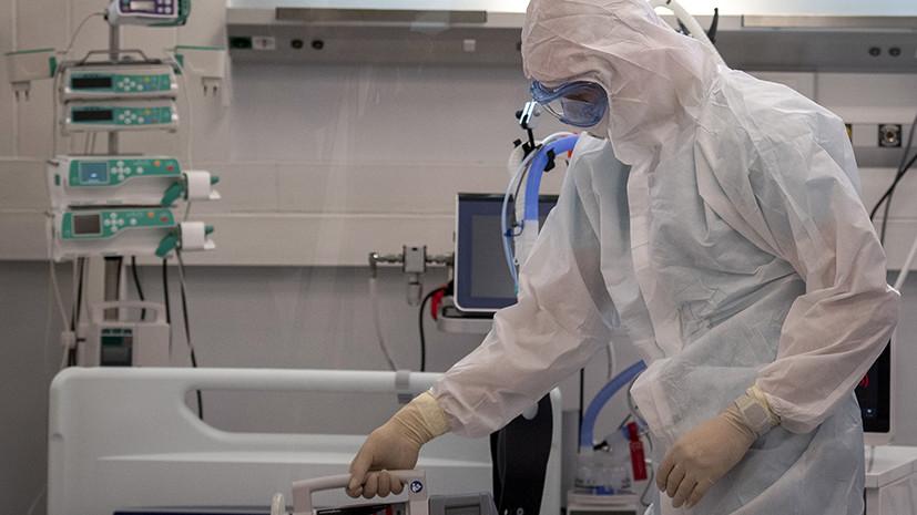 Одно из отделений пермской больницы закрыли на карантин из-за коронавируса