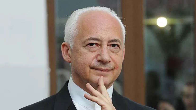 Дирижёр Спиваков отказался от вручённого ему Лукашенко ордена
