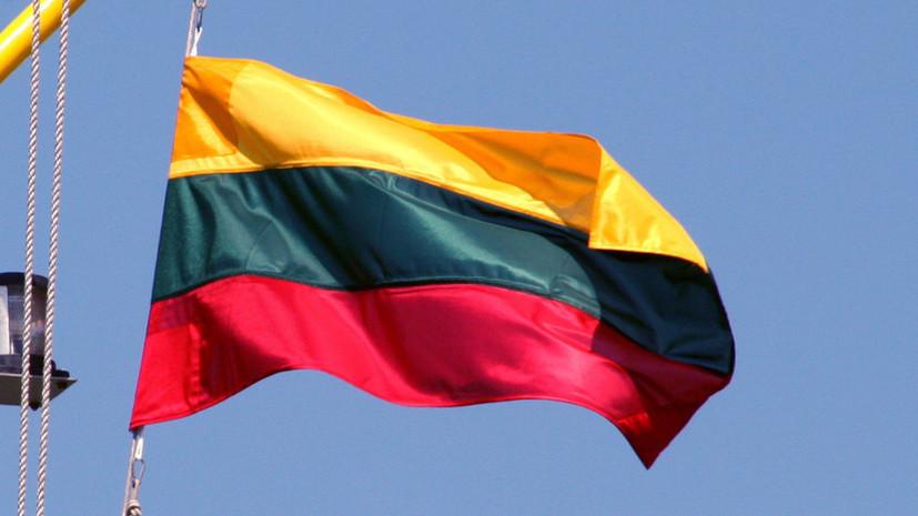 Премьер Литвы рассказал о позиции по санкциям против Белоруссии