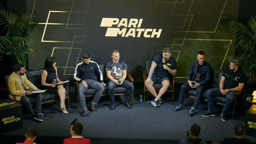 «Широков мог бы выступать в UFC»: Тихонов, Ян и Царукян провели пресс-конференцию в Москве
