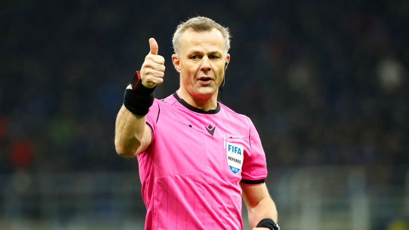 СМИ: Кёйперсу грозит отстранение от финала Евро за комментарии по судейству в РПЛ