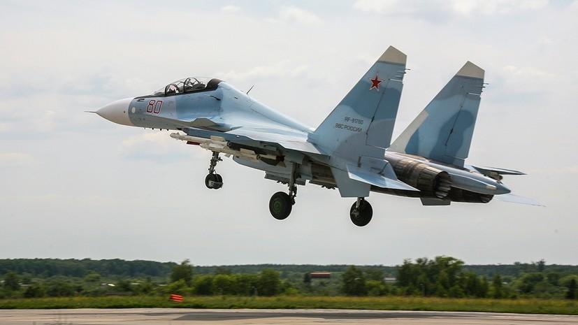Перспективные самолёты: Минобороны РФ подпишет контракты на поставку истребителей Су-30СМ2 и учебно-боевых Як-130