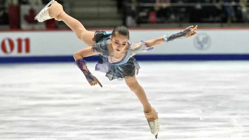 14-летнюю фигуристку Валиеву могут допустить до взрослых прокатов