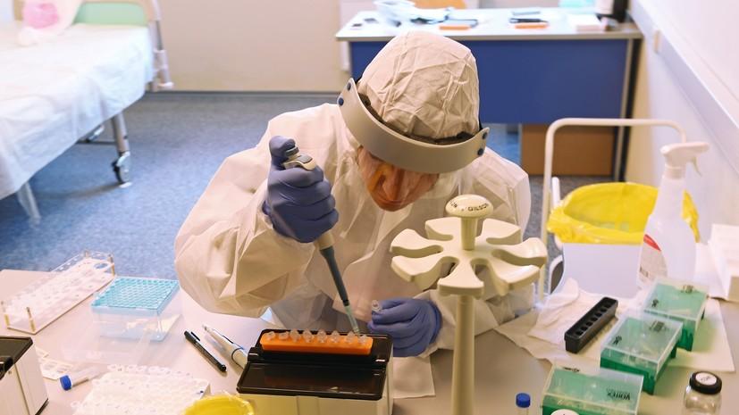 В России за сутки зафиксировали 5057 случаев коронавируса