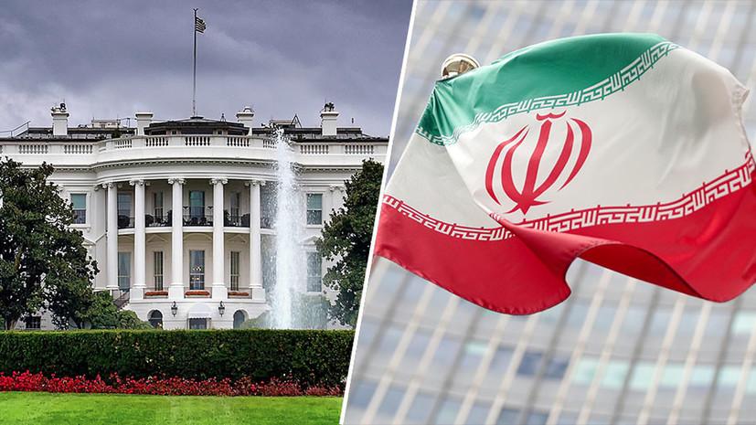 «Вопрос глобального торга»: почему США хотят продлить оружейное эмбарго в отношении Ирана