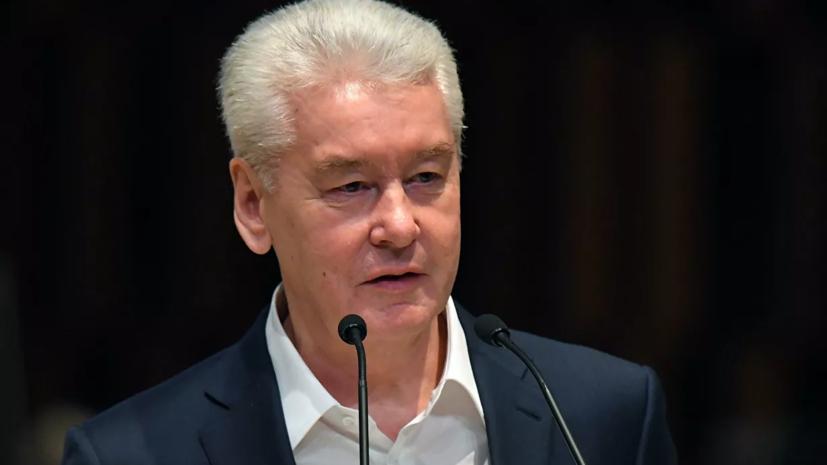 Собянин заявил об отсутствии планов по введению ограничений в Москве