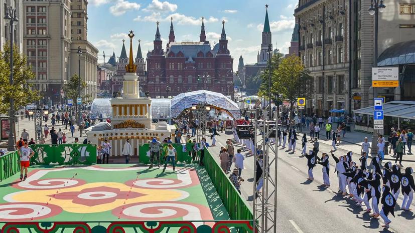 Массовые мероприятия в День города в Москве будут ограничены
