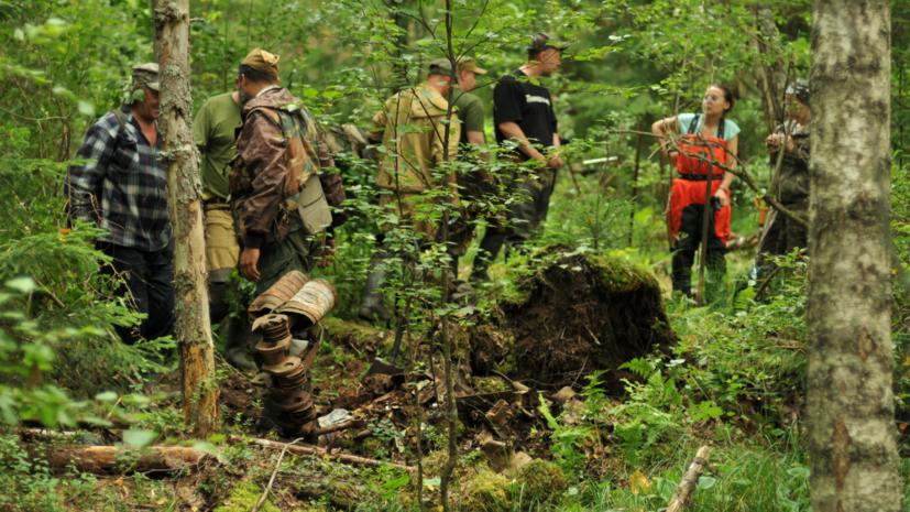 В Ленобласти нашли место падения самолёта времён Великой Отечественной войны