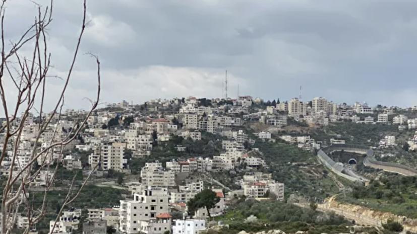 Палестина приняла решение отозвать посла из ОАЭ
