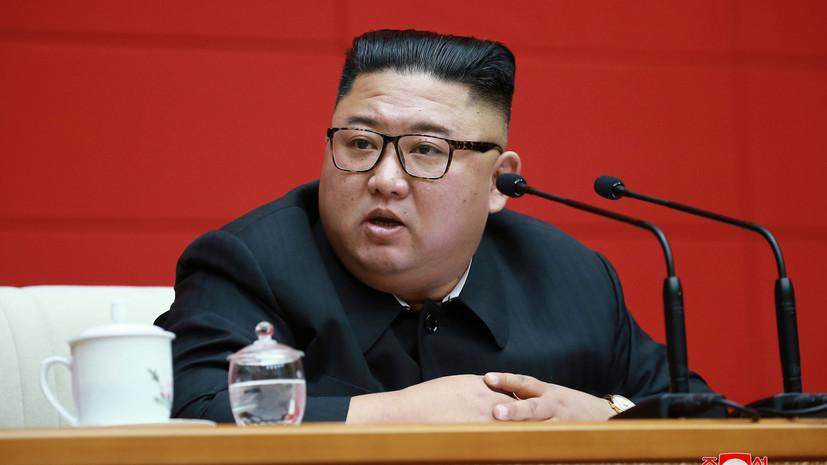 Ким Чен Ын назначил нового премьер-министра