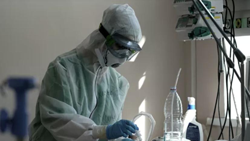 На Украине за сутки выявлено 1732 случая коронавируса