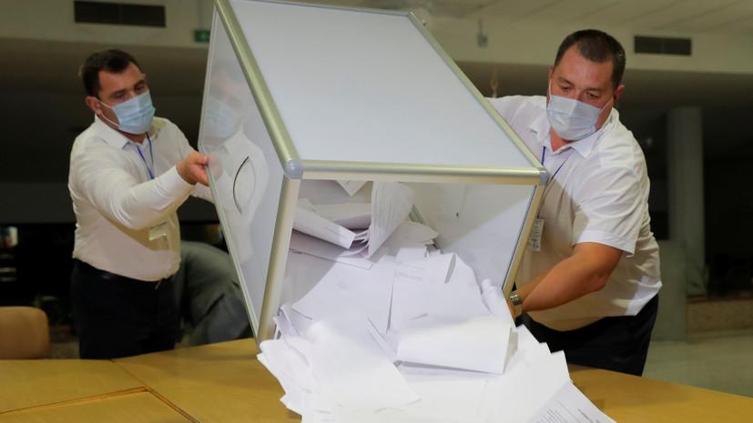 В ЦИК Белоруссии назвали окончательные результаты выборов президента