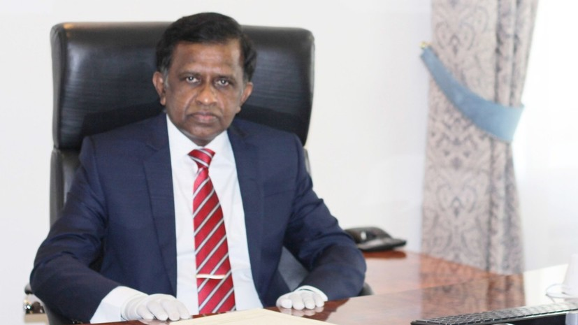 Посол Шри-Ланки оценил ситуацию с открытием границ