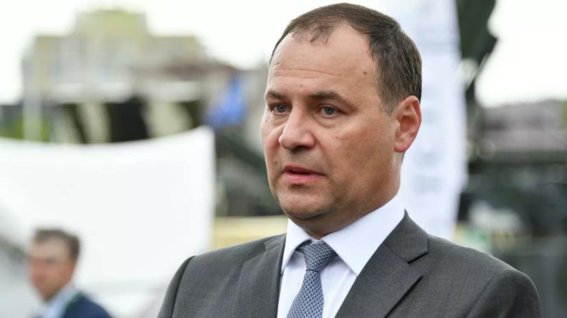 Премьер Белоруссии прибыл к протестующим на МТЗ