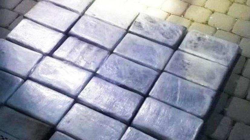 В порту Петербурга изъяли крупную партию наркотиков
