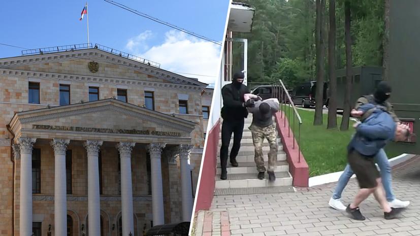 Минск передал Москве 32 задержанных россиянина
