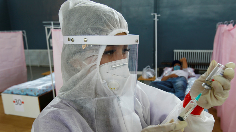 Число случаев коронавируса в Казахстане достигло 102 287