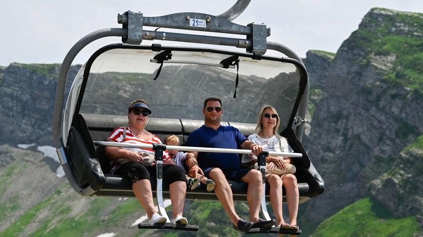 Мэр Сочи оценил ситуацию с туристами на курорте