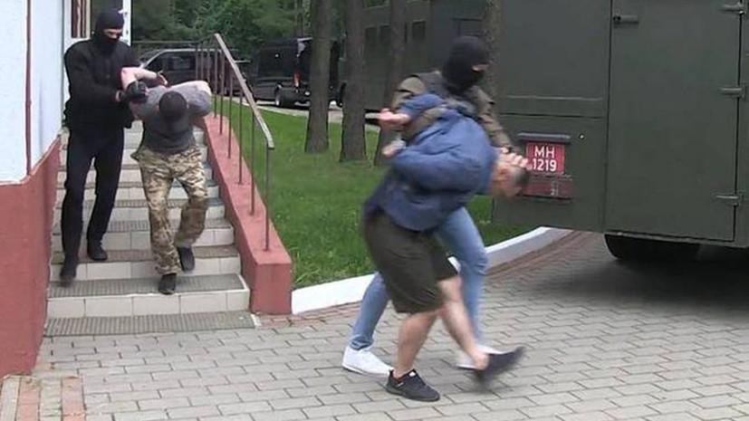 В Киеве назвали недружественным шагом решение Минска по 32 россиянам