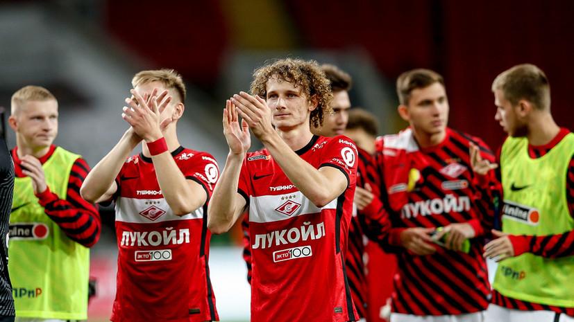 Лахиялов не верит в способность «Спартака» подняться в призовую тройку РПЛ