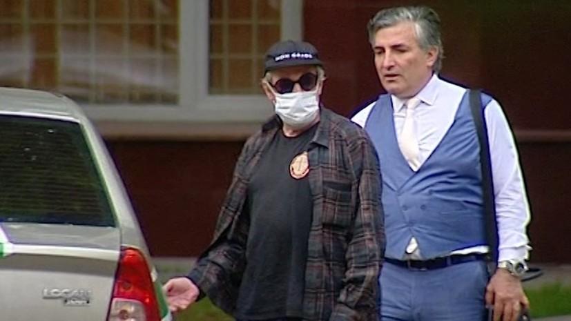 Адвокат прокомментировал публикацию документа с признанием Ефремовым вины в ДТП