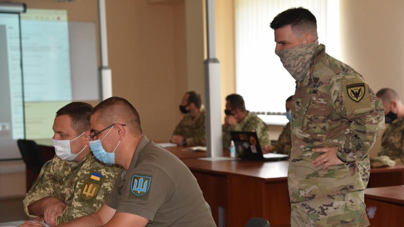 На Украине в сентябре пройдут международные военные учения