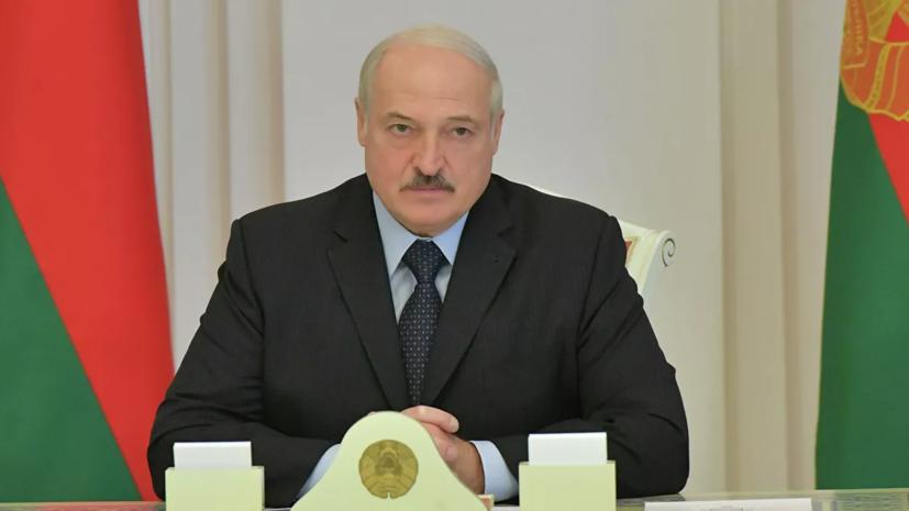 Лукашенко рассказал о договорённости с Путиным