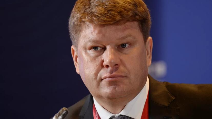 Губерниев отреагировал на смерть бывшего вице-президента СБР Алексашина