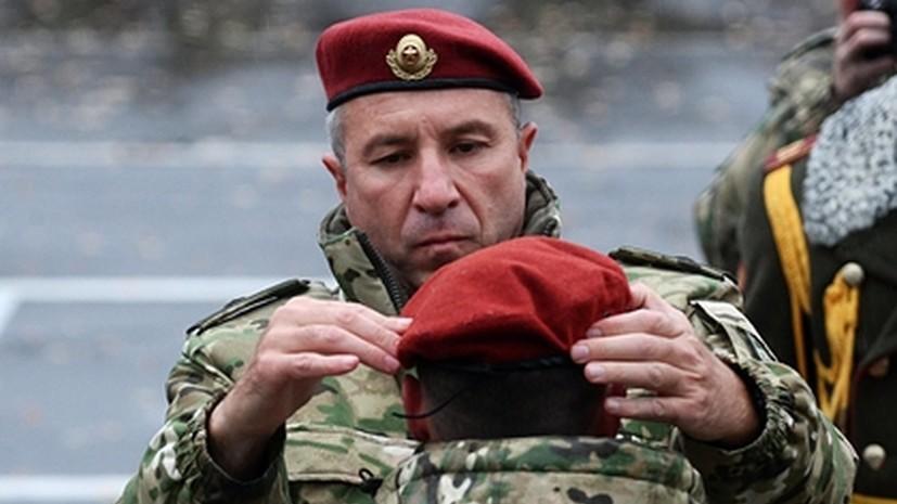 Глава МВД Белоруссии допустил стрельбу в погибшего на протестах