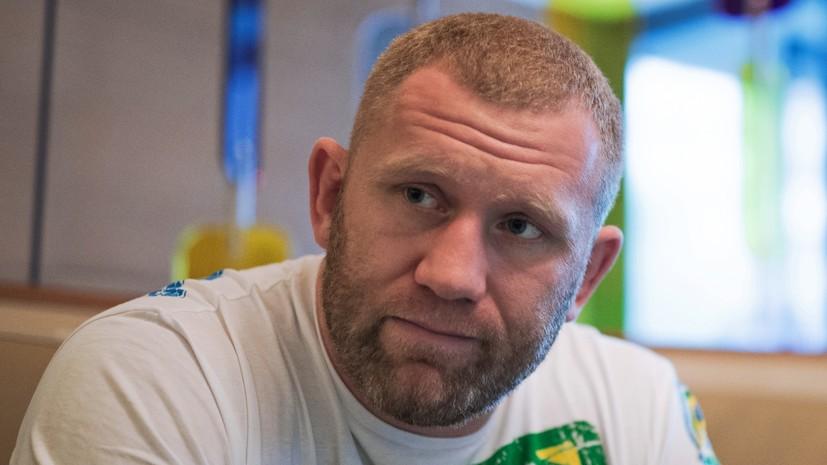 Боец MMA Харитонов призвал прекратить насилие в Белоруссии