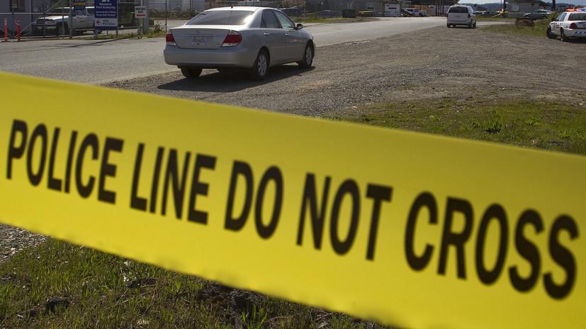 Трое полицейских ранены при стрельбе в США