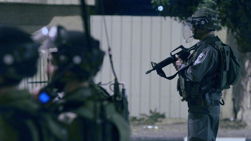 Армия Израиля предотвратила попытку теракта на территории Вифлеема