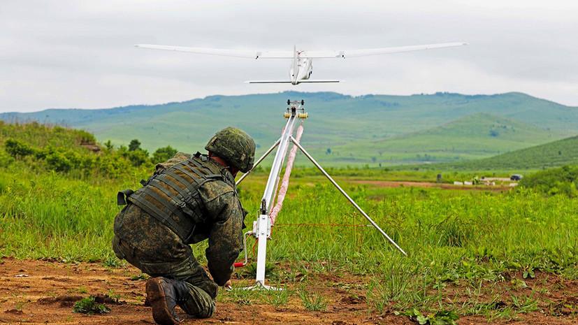 Беспилотники под прицелом: как российские снайперы осваивают навыки поражения БПЛА