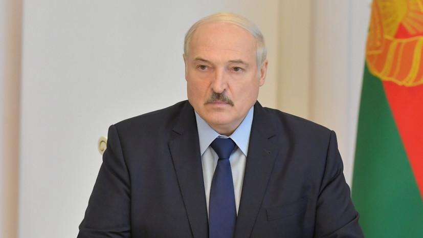 В Берлине заявили об отсутствии у Лукашенко легитимности