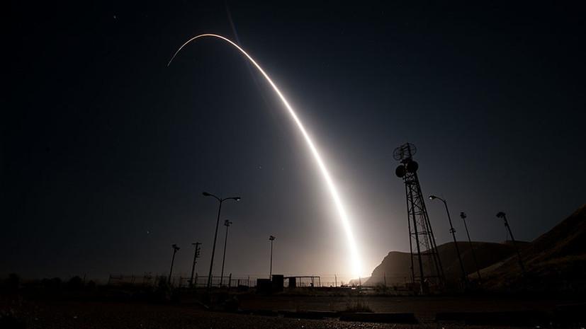 В США отметили отставание от России в модернизации ядерных вооружений